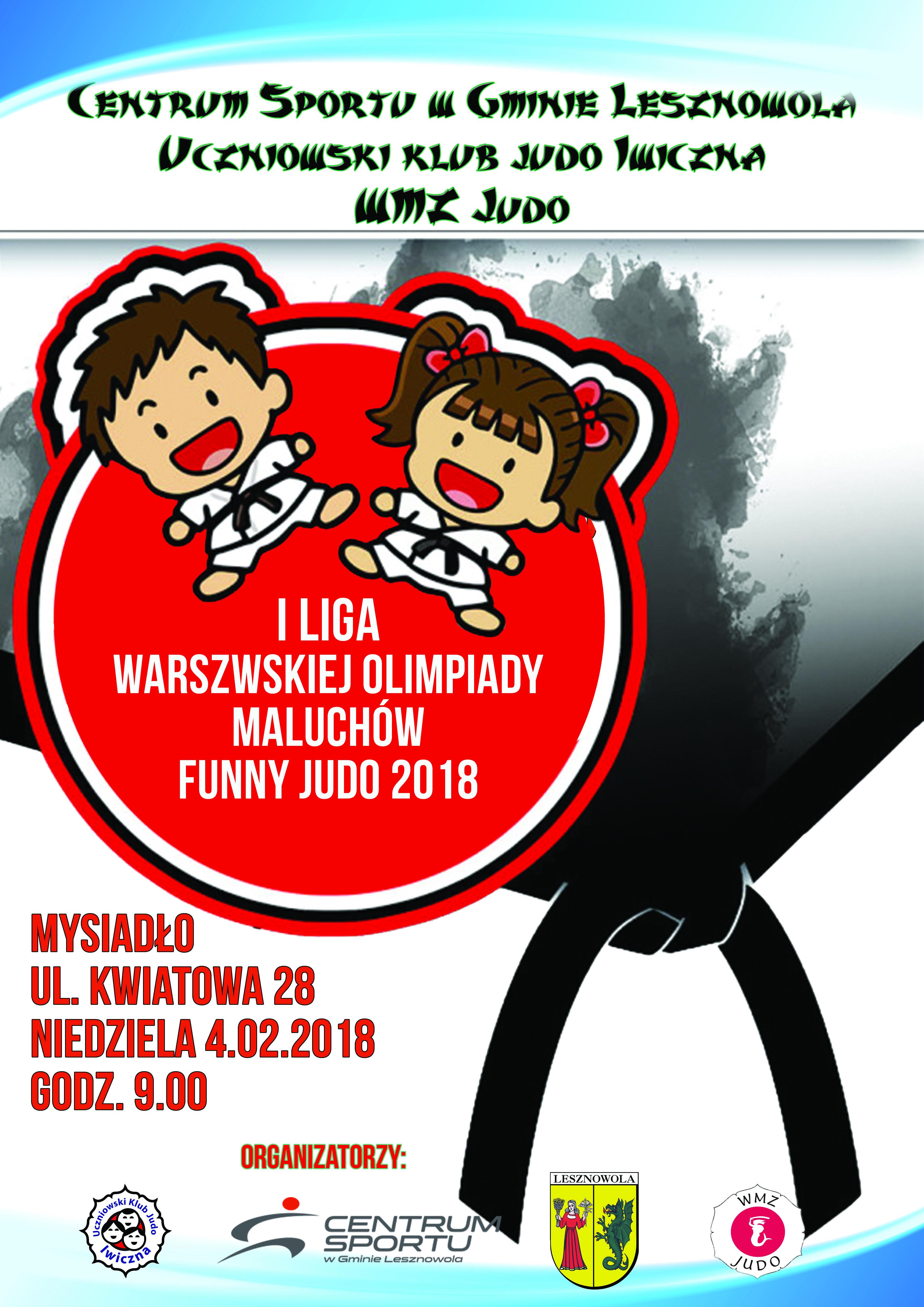 funny judo 2018